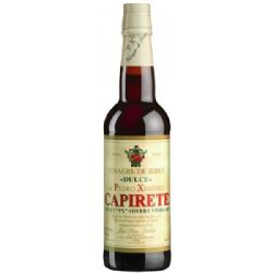Sweet Pedro Ximenez Sherry Vinegar PDO | PX | Capirete| Buy Online | Spanish Food | UK